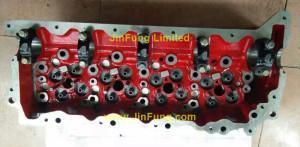 Kobelco J05E & J08E cylinder head-2