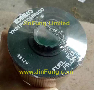 Kobelco fuel filter,YN21P01068R100